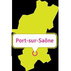 Les lus gauche70 for Notaire port sur saone